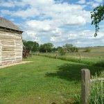Homesteaders cabin