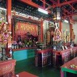 Temple Altars