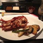Teppanyaki lobster