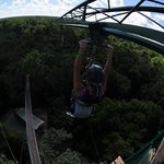 Tarzania Human Roller Coaster
