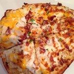 Turkey Bacon Pizza