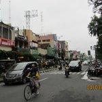 View of Malioboro street