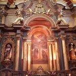 Altar mayor de la iglesia de Las Nazarenas
