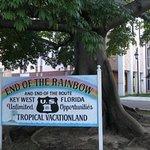 US1 end or begins in Key West