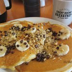 """Pancakes ...""""to die for"""""""