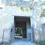 The old gate to the estate