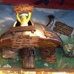 Mellow Mushroom Downtown Chattanooga.
