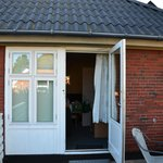 Drop-IN Blåvand Patio (each room has one)