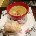 Combo - Turkey Club and Ultimate Crab Soup (OMG! - Delish)