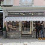 Front of Koenig Cafe