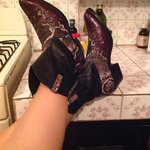 my Rock'n Nicaboy boots!