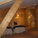 Family room / Chambre familiale (2 lits simples)