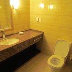 Extra toilet room