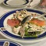 marinated seafood platter