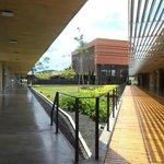 Plaza Ciudad del saber, alrededores del hotel.