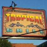 The Tropical Grill