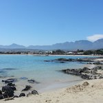 Gordon's Bay beach 3km from the resort