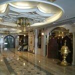Lobby, nice decor
