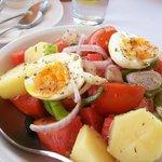 Kreta Salad for 3.50 euros