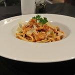 lamb ragoût with pasta