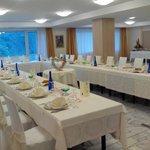 Foto de Hotel delle Rose Restaurant