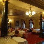Gourmet Taleon Restaurant, so elegant & palatial.