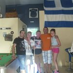 Best Bar in Pefkos cant wait to go back
