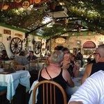 Rustico Taverna, Rhodos - Gamla stan, september 2013