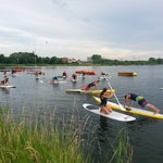 Stand Up paddle workout