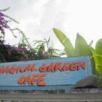 Magical Garden Cafe