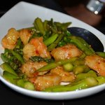 Hunan Seafood dish - excellent!