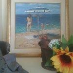 Kunst im Hotel