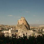 looking out onto Goreme