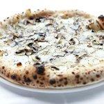 Pizza del bosco