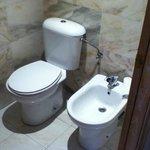 Toilet in separate room - bit annoying