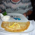 Fantastic pancake