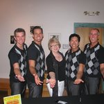 Your entertainment for the evening at Andy Williams Theatre with The Four Seasons!