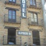 Alfonso VI hotel, Toledo