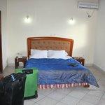 suite's room