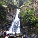 Mina Falls, El Yunque Rain Forest