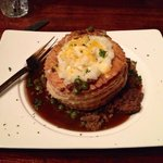 Shepherd's  Pie at Ryan's Daughter tastes as delectable as it looks.