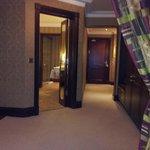 View of Executive Suite towards door
