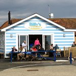 Exterior of Billy's on the Beach