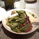 salada fig and olive