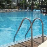 The pool at ayaz hotel gumbet 2013
