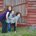 Family Maternity Photos of my Niece and her kids that I took