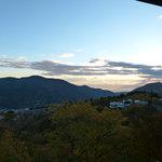 部屋からの景色 2011 秋