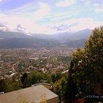 Vue d'Innsbruck du Hungerburg (CULTour en Autriche)
