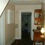 Corridor menant à la cuisine