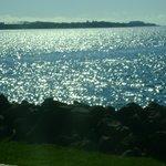 Vue au bord l'eau (harbour Charlottetown)